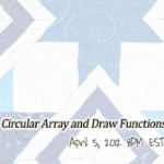 Circular-Array-and-Draw-Functions