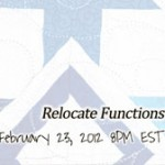 Relocate-Functions